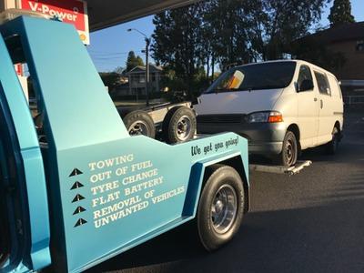 Roadside Assistance Artarmon