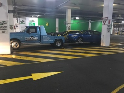 Towing Ryde